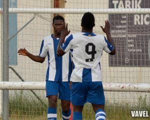 Dos panteras se comen a un Sabadell B dominante