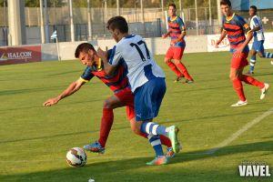 Empate a solidez defensiva entre Llagostera y Espanyol B