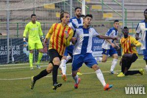 El Espanyol B se estanca en Sant Andreu