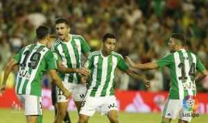 Liga BBVA - Fuochi d'artificio a Siviglia: Betis e Granada si dividono la posta in palio (2-2)
