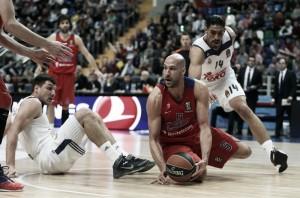 El CSKA vence in extremix al Madrid en la dura batalla de Moscú