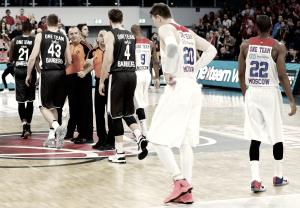 Eurolega - Il CSKA Mosca soffre ma vince in trasferta: Teodosic guida nel 90-88 al Brose Bamberg