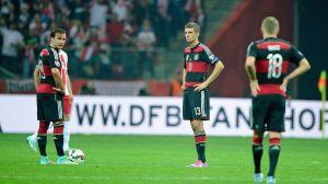 La Pologne héroïque face aux champions du Monde