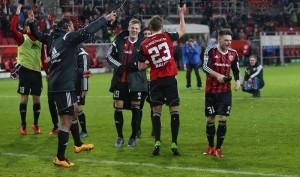 Remontada para ganar del Ingolstadt ante el Augsburgo
