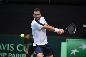 Coppa Davis - Cilic regala il punto decisivo alla Croazia, cade Gasquet