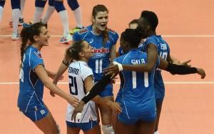 VolleyF, Qualificazioni Europei 2017: l'Italia, soffrendo oltremodo, batte 3-2 l'Ucraina e conquista la vetta solitaria della Pool A