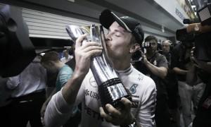 Nico Rosberg, convicción de campeón