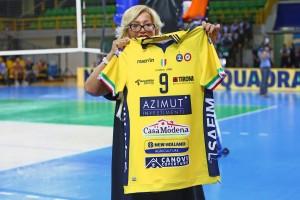 Volley M - Guida alla Supercoppa italiana maschile, Azimut Modena