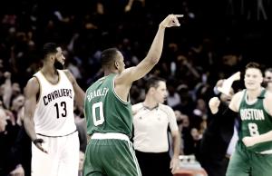 NBA - Clamoroso a Cleveland: i Celtics espugnano la Quicken Loans Arena 111 - 108
