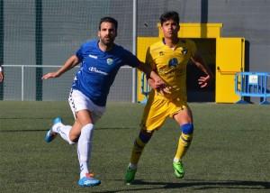 El Alcorcón B se complica la vida ante el Alcobendas Sport