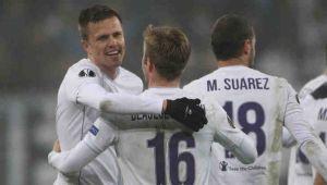 La Fiorentina gana y respira