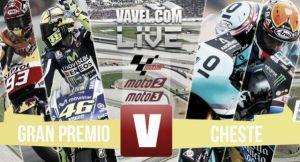 Resultado Clasificación de Moto3 del GP de la Comunitat Valenciana 2015