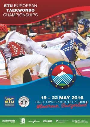 Campeonato de Europa absoluto de Taekwondo 2016