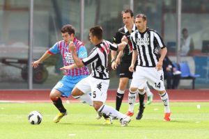 Diretta Catania - Siena in Coppa Italia