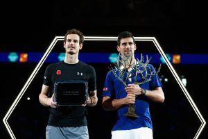 ATP - La grandezza di Djokovic, la resa di Murray