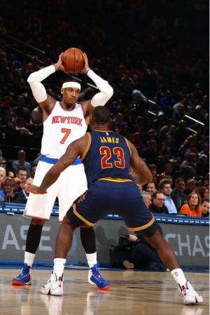 Resumen NBA: los Cavs no fallan en el MSG; Westbrook y Rondo firman otro triple-doble
