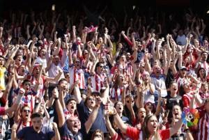 Jornada de puertas abiertas en el Calderón para el entrenamiento del 4 de enero