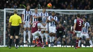 Il West Ham continua a frenare: 1-1 a Boleyn Ground contro il WBA