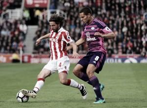 Joe Allen da los primeros tres puntos al Stoke