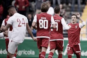 Trámite en el camino a dieciseisavos para el Sporting de Braga