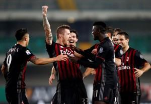 Il Milan non si ferma: 1-3 in casa del Chievo