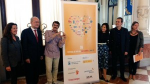 Armando Jiménez pone un 'Corazón de cine' al 19 Festival de Málaga