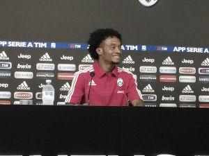 """Cuadrado si presenta alla Juve: """"Scelta migliore, voglio restare a lungo"""""""
