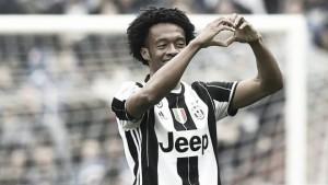 Juventus, l'importanza del talismano Cuadrado