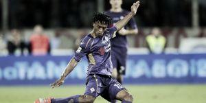 La Fiorentina de Cuadrado no pudo con la Lazio
