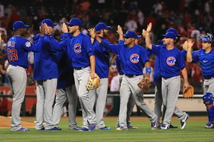 Chicago Cubs, Jake Arrieta, Blank Los Angeles Angels On Opening Day