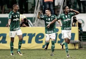 Dois de Willian, susto de Pratto e jogo eletrizante: Palmeiras vence São Paulo no Allianz Parque