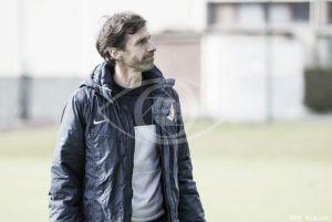 """José Ángel Ziganda: """"El equipo es consecuente con lo que hace"""""""