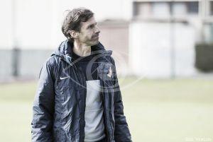 """Ziganda: """"Ha sido un partido muy competitivo entre dos grandes equipos"""""""