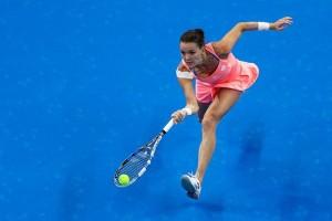 WTA Pechino - Radwanska cancella Wozniacki, cadono Halep e Kerber