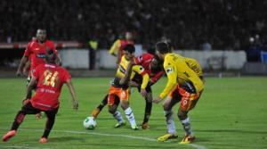 PREVIA: Barcelona vs Deportivo Cuenca; Barcelona quedó concentrado
