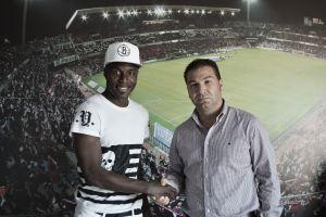 Wilson Cuero renueva tres temporadas más con el Granada