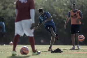 """Bernardo Cuesta: """"Lo importante es mostrar lo que puedo dar y que el equipo gane"""""""