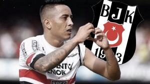 Christian Cueva: el importante club turco que pretende ficharlo