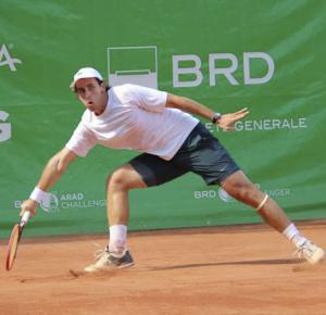 Martín Cuevas clasificó a cuartos