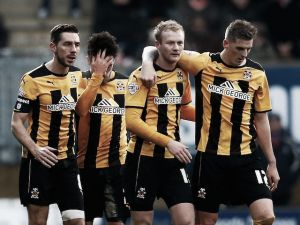 The Road to United: How Cambridge United earned an FA Cup tie with the Red Devils