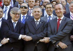 """Jean-Paul Laborde: """"Es importante tomar como ejemplo cómo fue la lucha contra el terrorismo en España"""""""