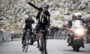 Cummings sorprende a Valverde en Mallorca