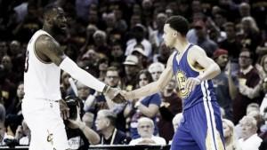 """LeBron James sobre los Warriors: """"Son un infierno de equipo"""""""