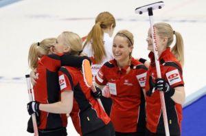 La Svizzera è campione del mondo di curling femminile