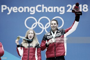 Pyeongchang 2018: Canada dominates Switzerland to win mixed doubles gold