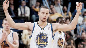 Curry quiere el MVP