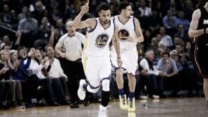 Resumen NBA: Warriors y Spurs continúan imparables, Washington sorprende a Chicago
