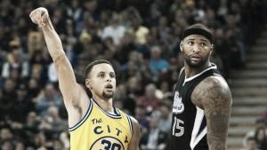Resumen NBA: Curry domina lesionado y los Clippers consiguen la octava seguida