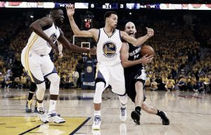 Washington e Golden State vincono i primi round