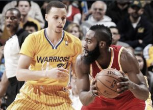 James, Curry y Harden, principales candidatos al MVP